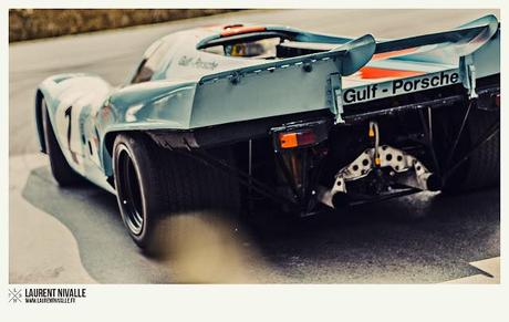 Gulf Porsche 917 by Laurent Nivalle