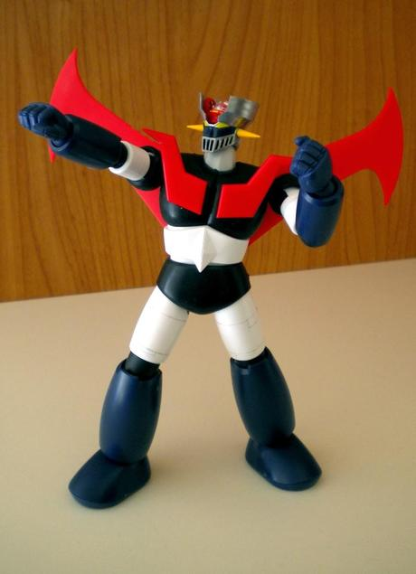 [Look... This is Just me!] Quando Mazinga Z torna a combattere