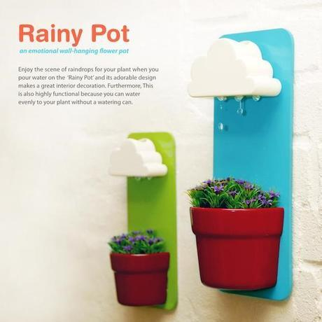 Rainy Pot