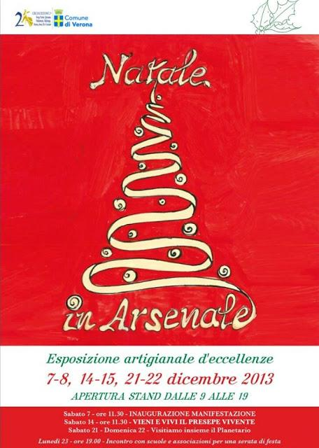 Natale in Arsenale 2013