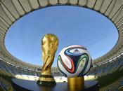 Brazuca adidas, pallone calcio Brasile 2014