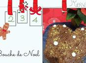 Bouche Noel semplicemente Tronchetto Natale