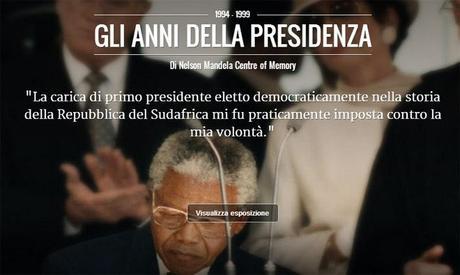 Nelson Mandela, lomaggio dei grandi del web e della Politica