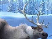 Enrico Brignano presta voce Olaf Frozen