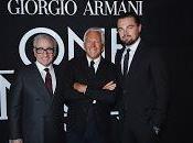 "Giorgio Armani: nuovo Film ""The Wolf Wall Street"""