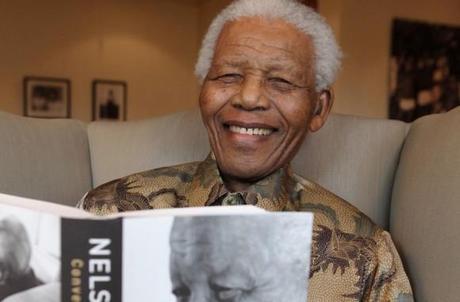 South Africa Mandela Book