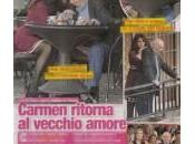 Carmen Pietro piace l'uomo maturo: eccola Nino Marazzita