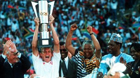 Nelson Mandela e lo Sport