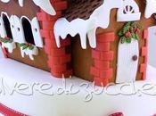 Natale: tutorial ricetta Gingerbread House, come casetta zenzero