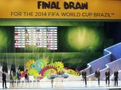 Brasile 2014: girone complicato l'Italia