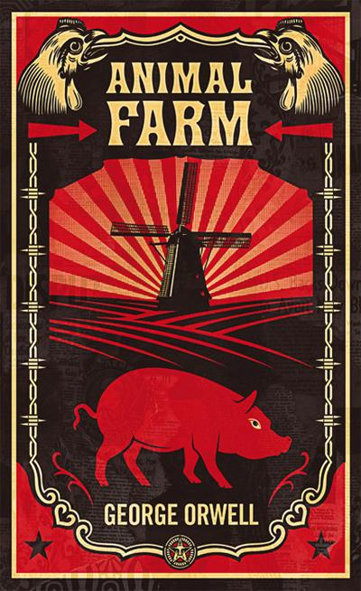 [Recensione] Animal Farm – George Orwell