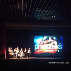È stata presentata ieri al Teatro Piccolo Regio di Torino la mostra fotografica World Press Photo.