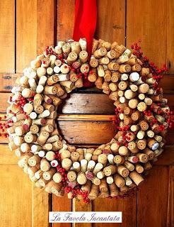 Decorazioni Natalizie Di Pasta.Decorazioni Di Natale Con La Pasta E Con Il Sughero Semplici Idee