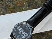 Orologio Luxury nero.