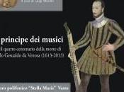 Carlo Gesualdo Venosa, principe musicisti. dicembre Vasto concerto Coro Polifonico Stella Maris