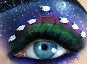 occhi Scarlet Moon