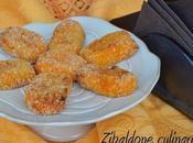 Crocchette zucca forno