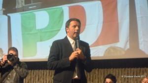 Matteo Renzi presenta la nuova squadra, che lo affiancherà nel suo ruolo di segretario del Pd.