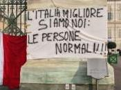 Protesta forconi Torino, colpito furgone delle Poste