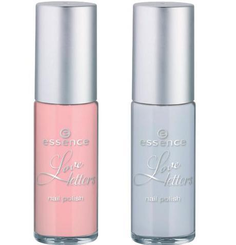"""essence trend edition """"love letters"""""""