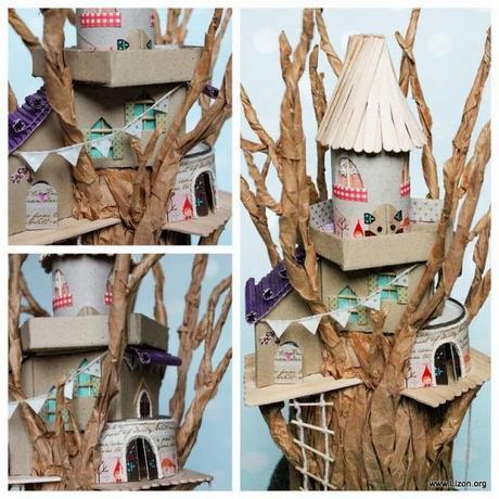 castello di carta: Tutorial - Paperblog