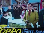 Film stasera sulla chiaro: ZORRO ALLA CORTE SPAGNA (martedì dicembre 2013)