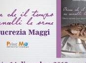 """Parte Catania promozione """"Prima tempo cancelli orme"""" Lucrezia Maggi"""