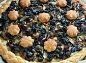 Open pizza scarola version)
