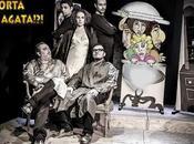 """morta Agata?!?"""", scena teatro Millelire Roma Gabriele Mangion, Mario Piana, Mariano Riccio"""