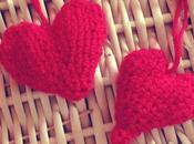 Decorazioni: cuore Crochet