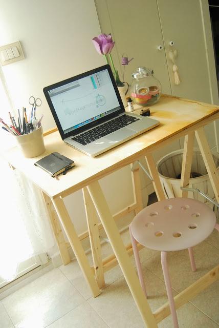 Il mio piccolo ufficio lab paperblog - Portapane ikea ...