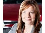 Mary Barra, anni, prima donna alla guida della General Motors