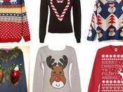 Christmas sweaters.