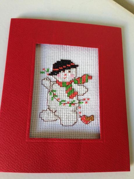 Biglietti Di Natale A Punto Croce.Biglietti Di Natale Faidate Punto Croce Paperblog
