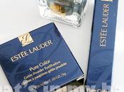 close make n°204: Estée Lauder, Metallics (review, swatches)