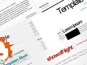 templates Blogger Blogspot stile minimale