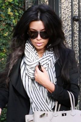 Kim Kardashian and her New Collagen Lips !!!!