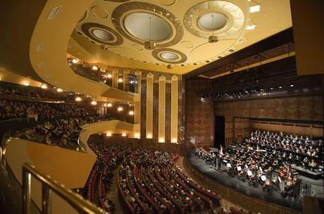 Teatro Lirico di Cagliari - plate