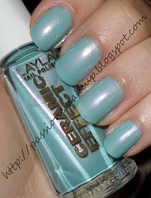 NOTD: Layla Ceramic Effect n.24