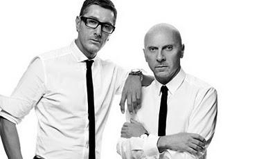 "Dolce & Gabbana on Men Style: ""Be Yourself"""