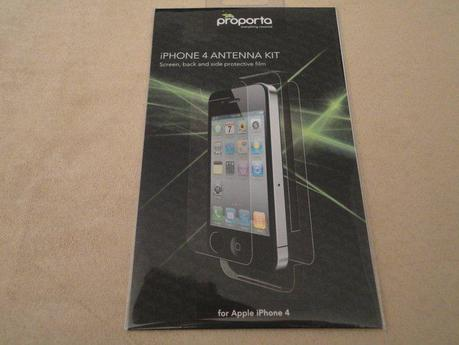 163459 190630414283293 120870567925945 699401 7629589 n iPhone 4 Antenna KIT by Proporta | Recensione di YourLifeUpdated