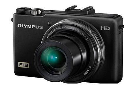 Olympus presenta la sua compatta per fotografi evoluti: la luminosissima XZ1
