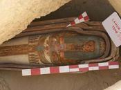 Lahoun. Scoperti sarcofagi mummie