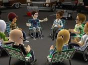 Avatar Kinect Nuova chat Xbox360