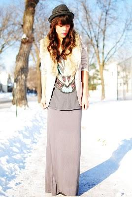 I WANT A MAXI SKIRT FOR S/S 2011