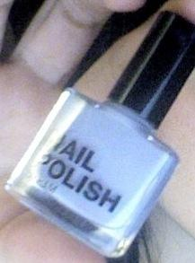 H&M; Nail Polish Swatch