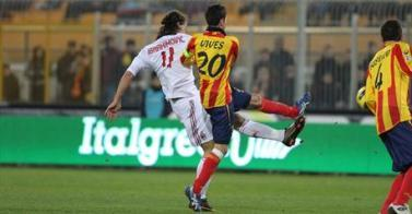 Post image for Lecce – Milan 1-1