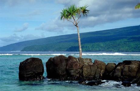 Una vista del Lavena Coastal Walk - Taveuni, Fiji