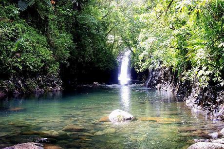 Lavena coastal walk - piscina naturale - Taveuni, Fiji