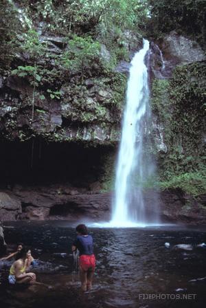 Bouma falls (cascate Tavoro) - Taveuni, Fiji